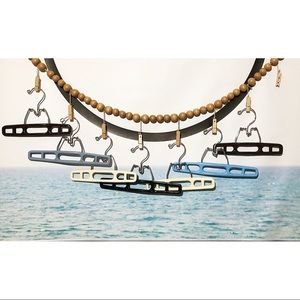 7 Pack Pant Clamp Hangers